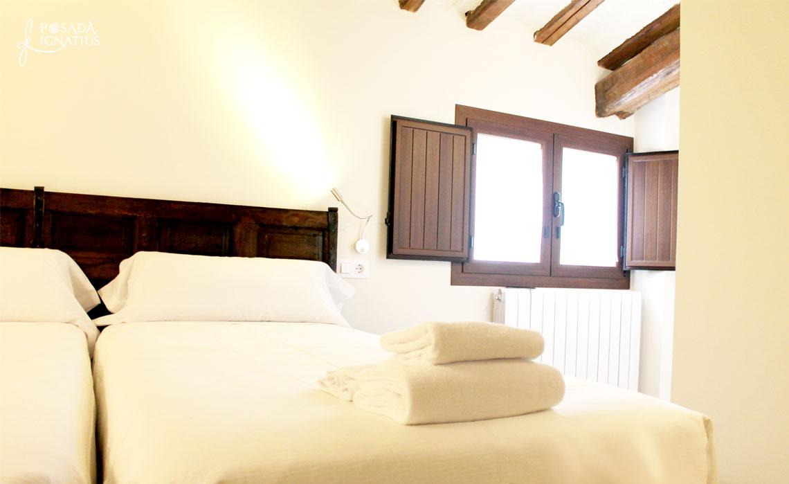 En-suite Rooms in Navarrete in near Logroño on the Santiago Way